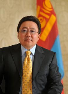 Монгол Улсын Ерөнхийлөгч Цахиагийн Элбэгдорж ард түмэндээ шинэ оны мэндчилгээ дэвшүүлж хэлсэн үг