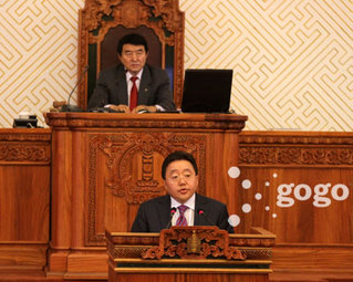 Ц.Элбэгдорж: Монголын ард түмэнд сайхан ирээдүй бий. Их боломж бий